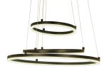 Circles Taklampe Sort